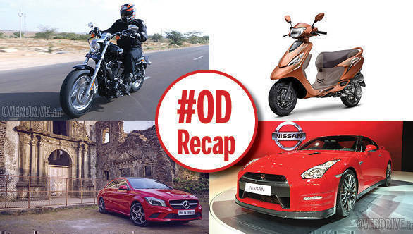 #ODRecap: Nissan to acquire 34 per cent of Mitsubishi, Harley-Davidson contest to tour Route 66, and more