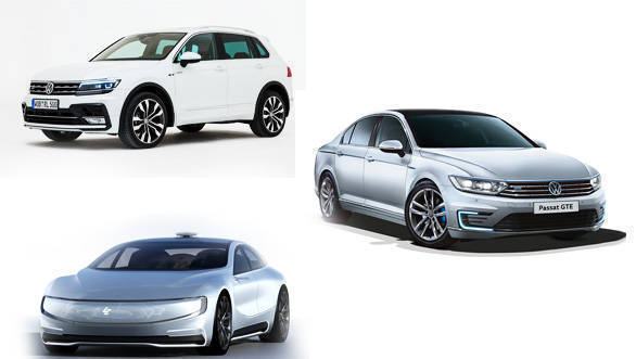 OVERDRIVE show this week: LeEco LeSEE unveiled, India-bound 2016 VW Tiguan and Passat GTE driven
