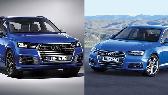 New Audi SQ Price Full Information Latest Images Pictures - Audi sq7 price