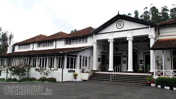 Ootacamund Club main building