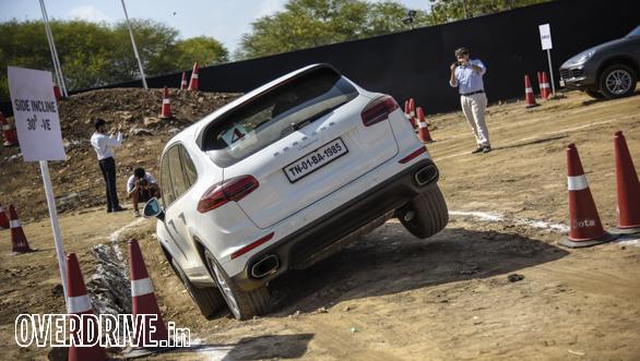 Porsche offroad experience (19)