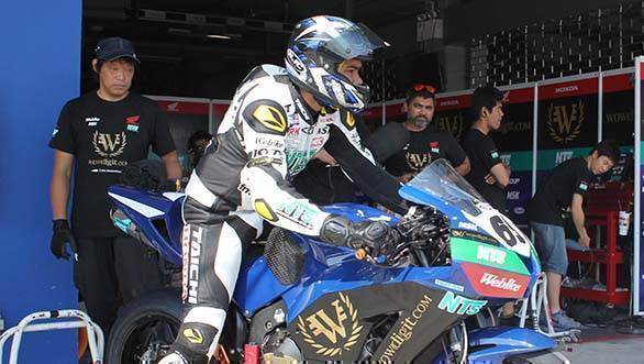 ARRC Supersports 600: Sarath forced to withdraw from round 2
