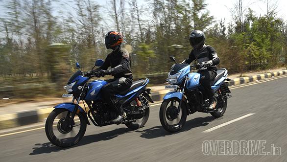 TVS Victor Vs Honda Livo Comparo (2)