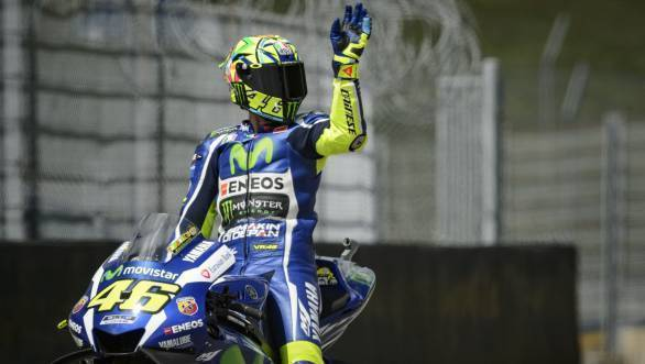 MotoGP 2016: Valentino Rossi takes stunning pole at Mugello