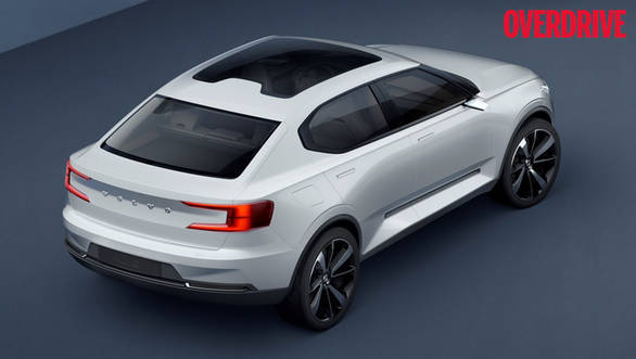 We won't be surprised if the Volvo 40.2 concept also spawns a S40 Cross Country variant
