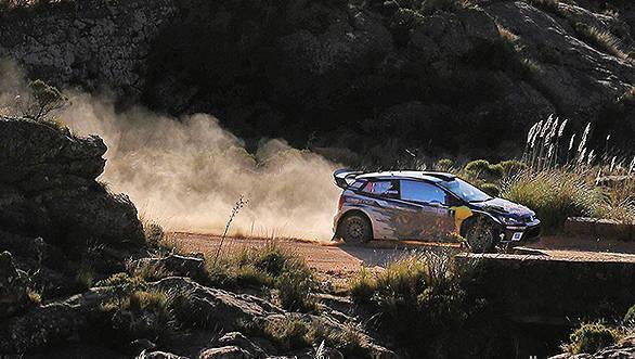 WRC Portugal Rally