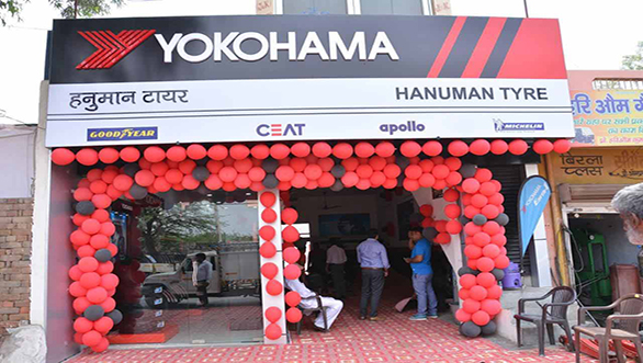 Yokohama India inaugurates its first outlet in Haryana