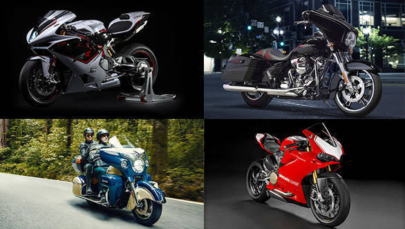 Most expensive motorcycles in India