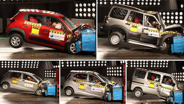 Over 6 lakh zero-star cars sold last year in India: Global NCAP