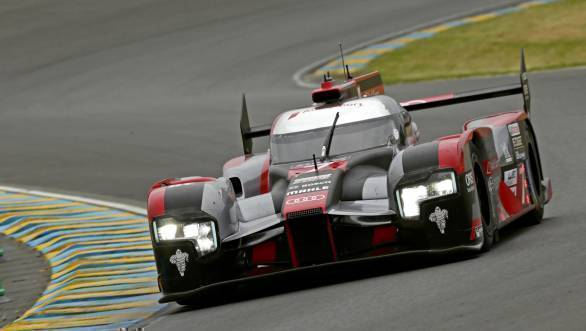 Audi goes into Le Mans with Andre Lotterer, Benoit Treluyer and Marcel Fassler the favourites to bring back the crown