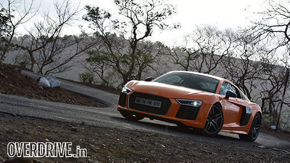 Audi R8 V10 Plus road test review