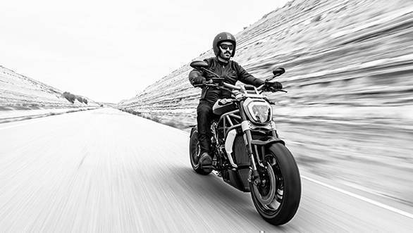 Image gallery: India-bound 2016 Ducati XDiavel