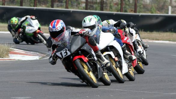 2016 Indian National Motorcycle Racing Championship