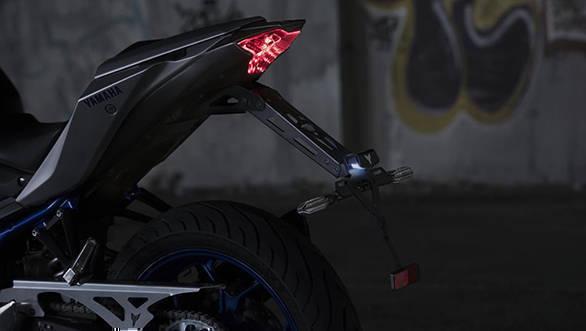 2016 Yamaha MT 03 (15)