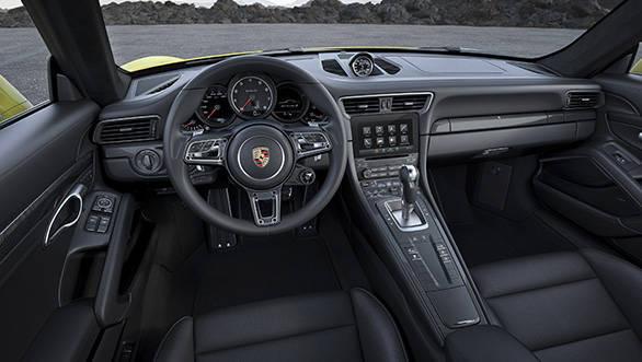 2017 Porsche 911 Turbo S (1)