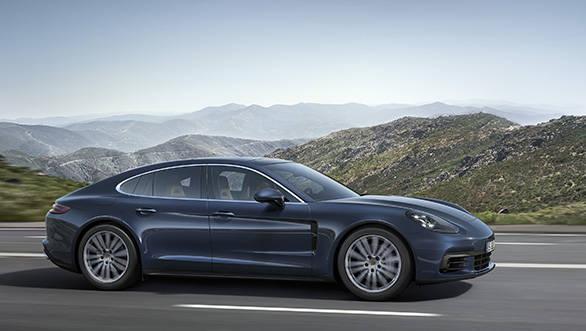 Porsche CEO has high hopes from 2017 Panamera