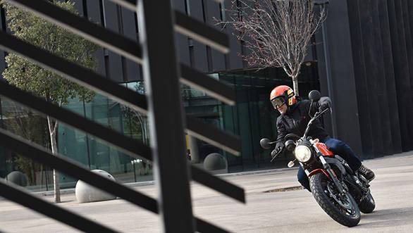 Image gallery: Ducati Scrambler Sixty2