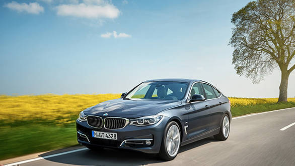BMW 3 Series GT Facelift (3)