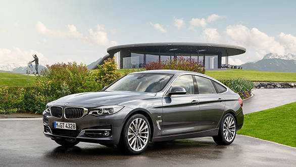 2016 BMW 3 Series GT launched in India at Rs 43.30 lakh
