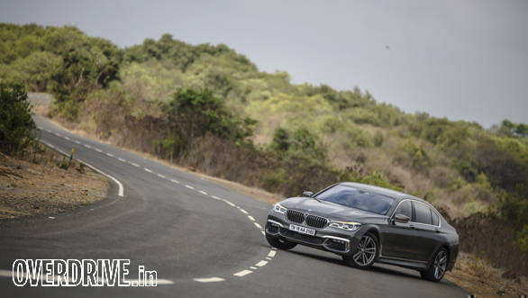 2016 BMW 730Ld road test review