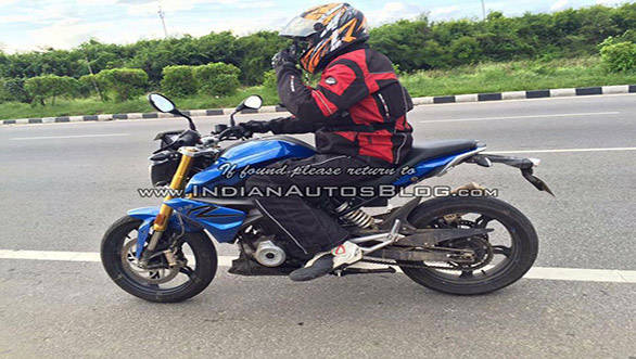 Spied: BMW G310R caught testing in India