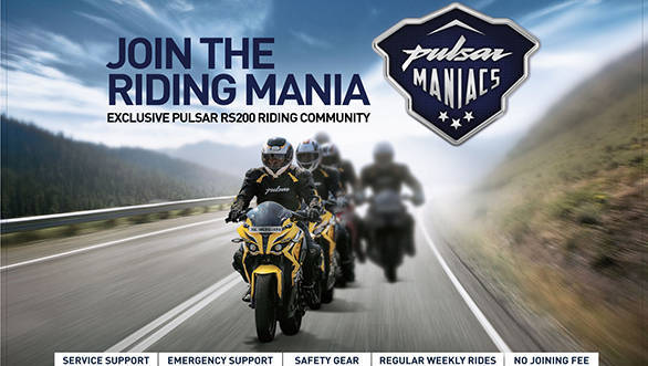 Bajaj Auto to launch Pulsar Maniacs and The Avenger Gods (TAG) rider communities on World Motorcycle Day