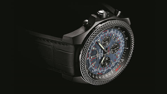 Breitling pairs with Bentley to launch Bentley B06 Midnight Carbon wristwatch