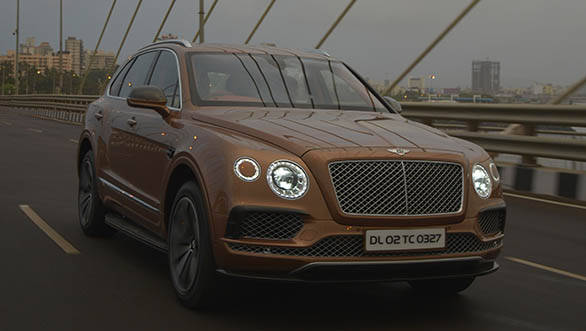 Bentley Bentayga first drive review