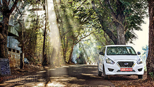 Advertorial: Drive to Goa to learn about cashew in the Datsun Go