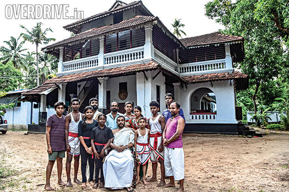 Datsun Go Kerala four