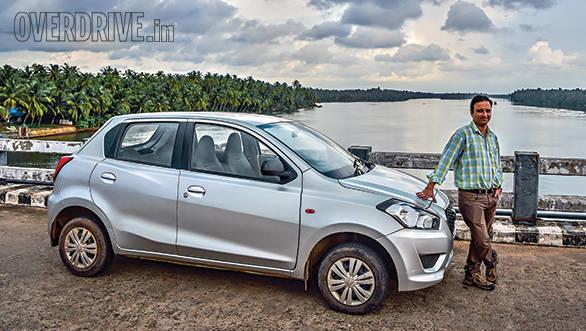 Datsun Go Kerala one