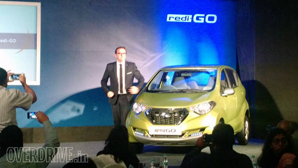 2016 Datsun redi-Go launched in India at Rs 2.49  lakh