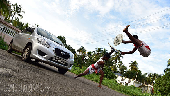Image gallery: Drive to Kerala to learn about Kalaripayattu in the Datsun Go