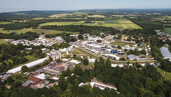Goodwood Festival-of-speed estate