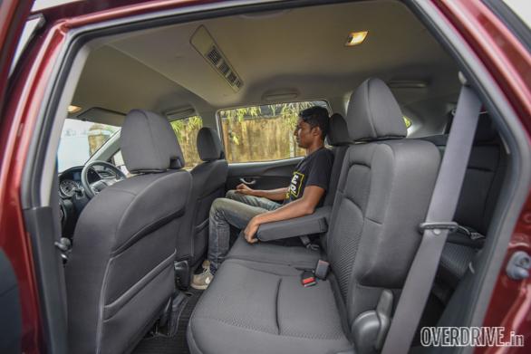 2016 Honda Br V Petrol Cvt Road Test Review Overdrive