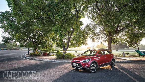 Hyundai i20 Active Travelogue
