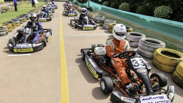 JK Tyre Indikarting National Series (2)