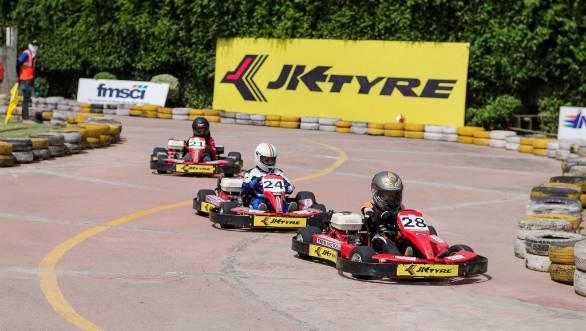 JK Tyre Indikarting National Series