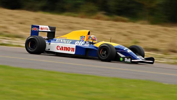 Karun Chandhok appointed Williams F1's heritage driver