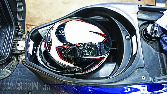 Mahindra Gusto 125 vs Suzuki Access 125 vs Honda Activa 125 (12)