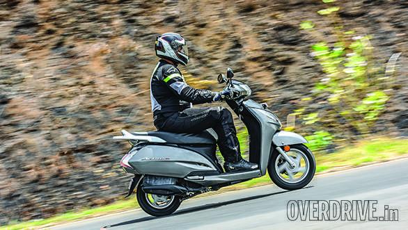 Mahindra Gusto125 vs Suzuki Access 125 vs Honda Activa 125 (3)