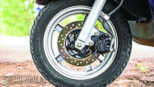 Mahindra Gusto 125 vs Suzuki Access 125 vs Honda Activa 125 (9)