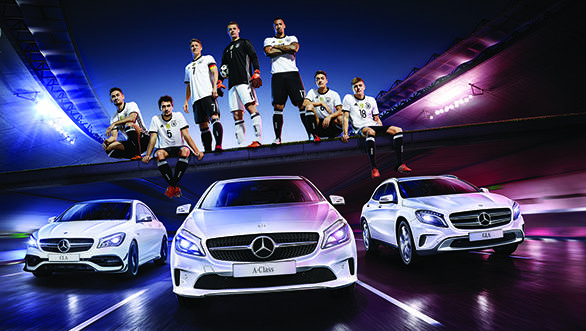 Mercedes-Benz introduces 'Sport Edition' A-Class, CLA and GLA in India