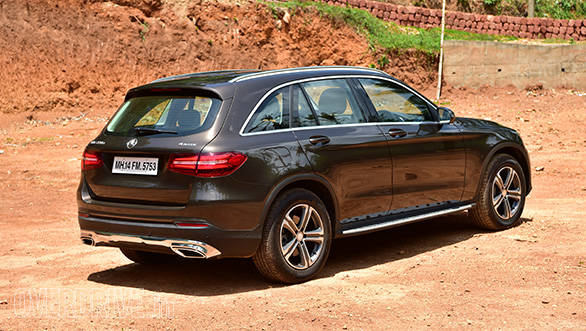 Mercedes benz india glc ckd prices start at rs lakh for Mercedes benz prices in india
