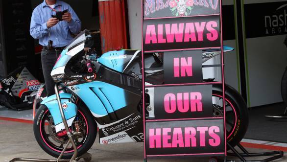Luis Salom's death brings to light, once again, just how cruel the sport we all love can sometimes be