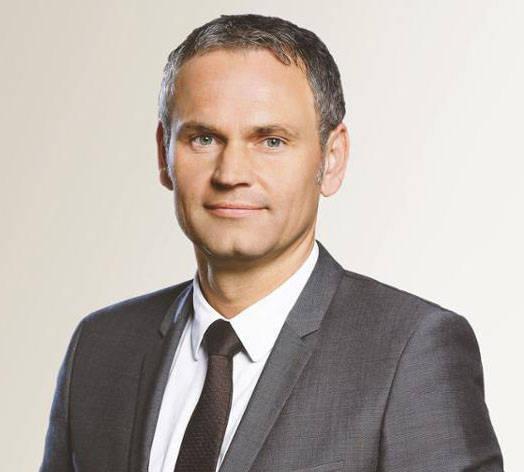 Oliver Blume Porsche CEO