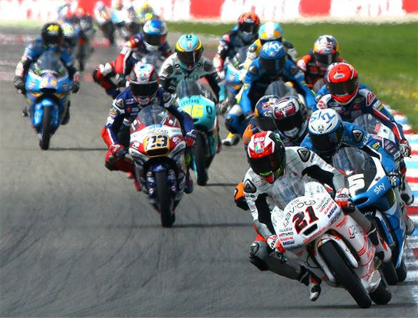 Pecco leads the Moto3 race_Resized