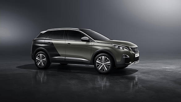 peugeot introduces two gt versions of its new 3008 suv overdrive. Black Bedroom Furniture Sets. Home Design Ideas