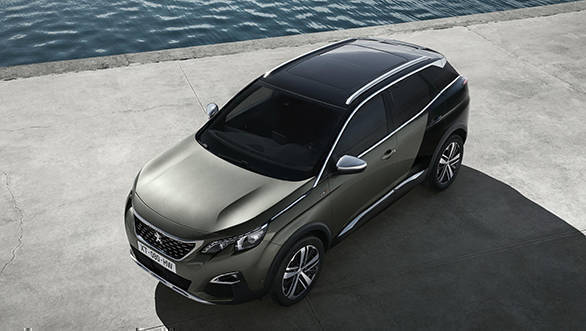 Peugeot introduces two GT versions of its new 3008 SUV