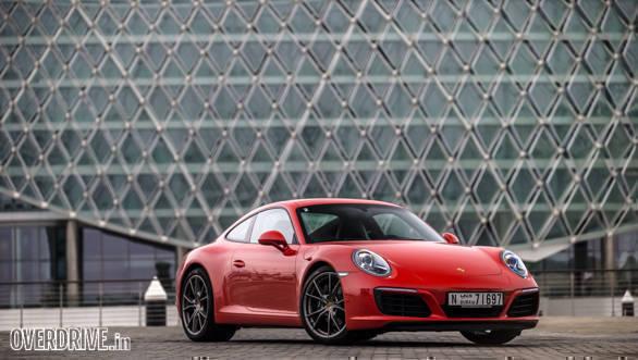 Porsche 911 Carrera/Carrera S first drive review